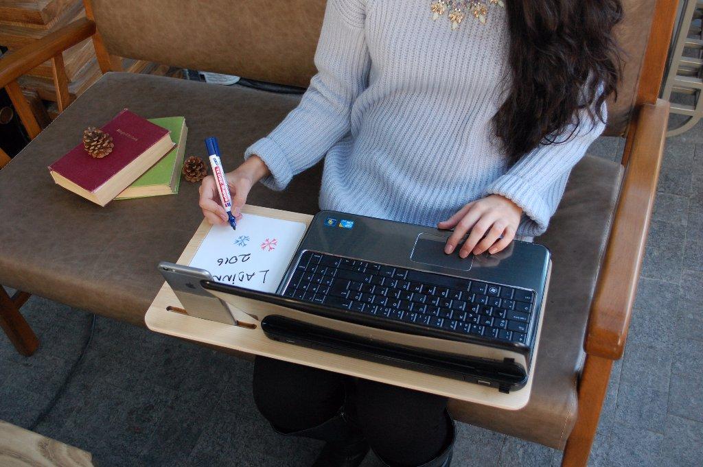 Laptop Standı (Yazı Tahtalı)