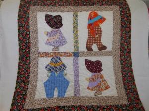 İki Kız İki Oğlan Bebek Battaniyesi