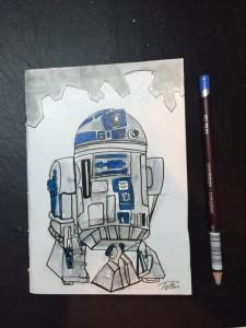 R2-D2 Not Defteri