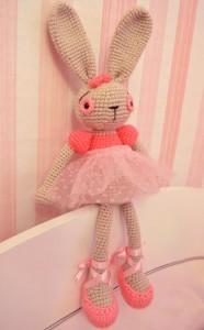 Bayan Balerin Tavşan