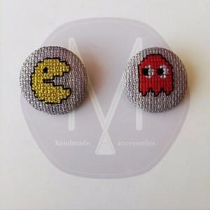 Pac Man Broş