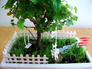 Salıncaklı Bahçe