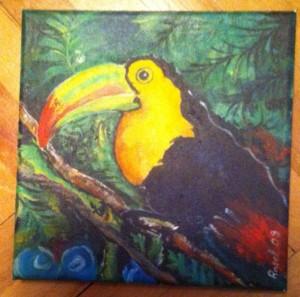 Tropikal Kuş