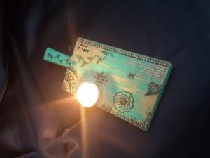 Tahta Boyama Dekoratif Mumluk