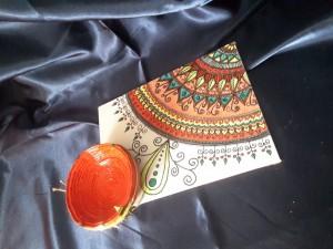 Mandala Tuval Mumluk